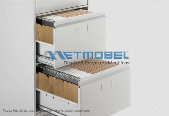 Muebles metalicos fabrica de muebles metalicos lima peru for Archivadores para oficina