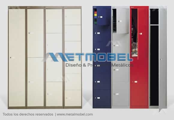 locker metalicos