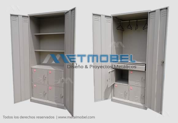 muebles especiales metal