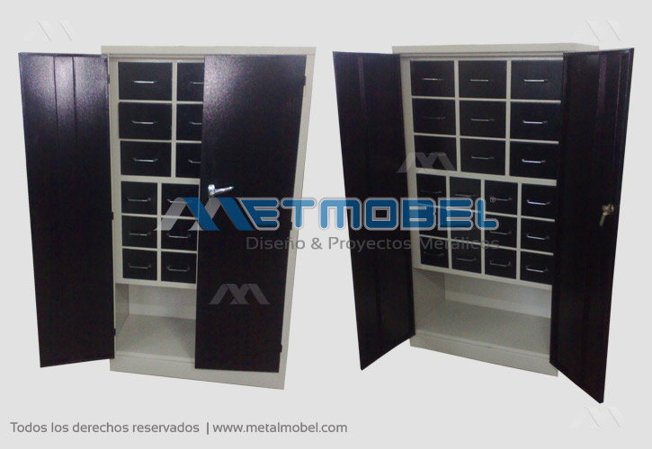 Metmobel muebles metalicos industriales